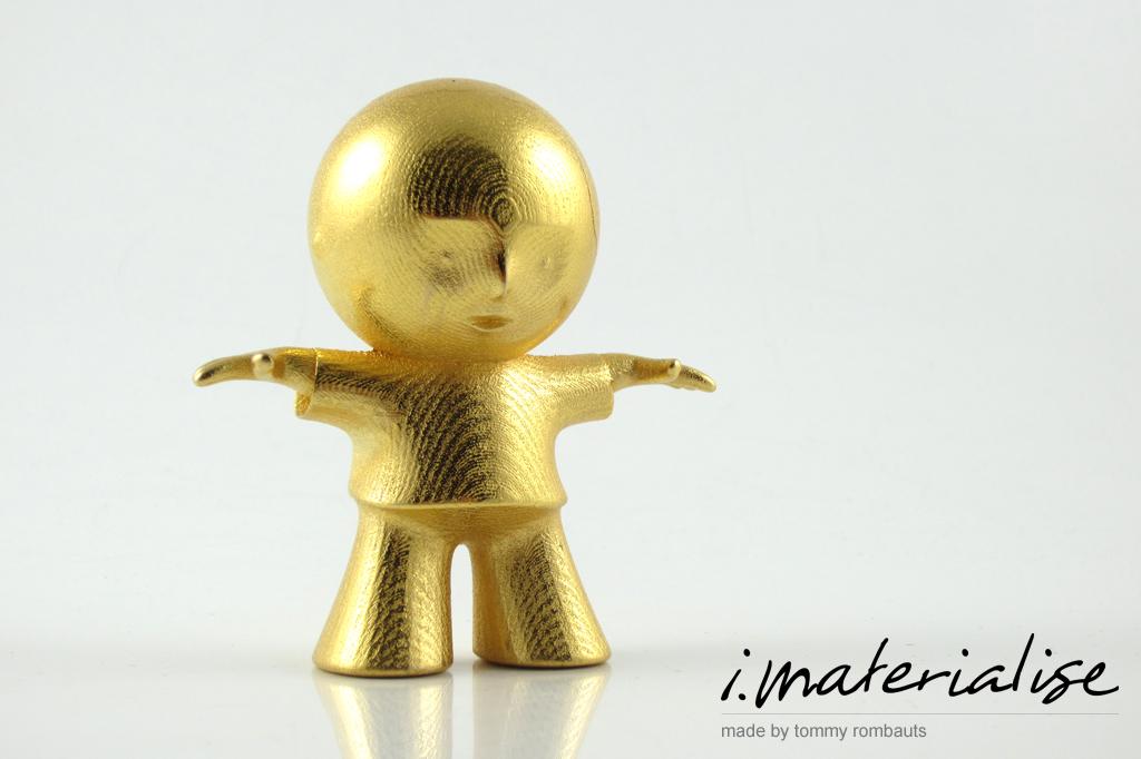 I-Materialise Exploring 3D printing TomyTones designer toy