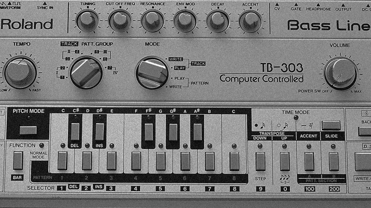 Digital Excitation using TB-303