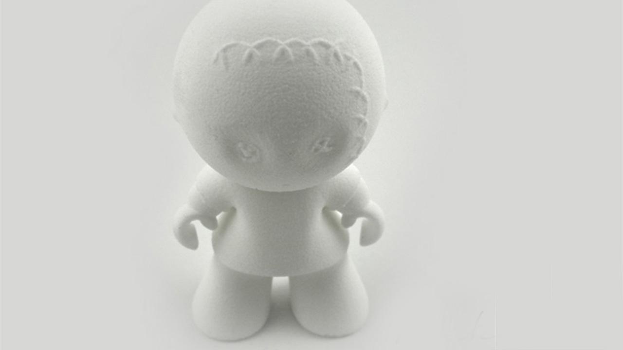 Exploring 3D printing TomyTones designer toy