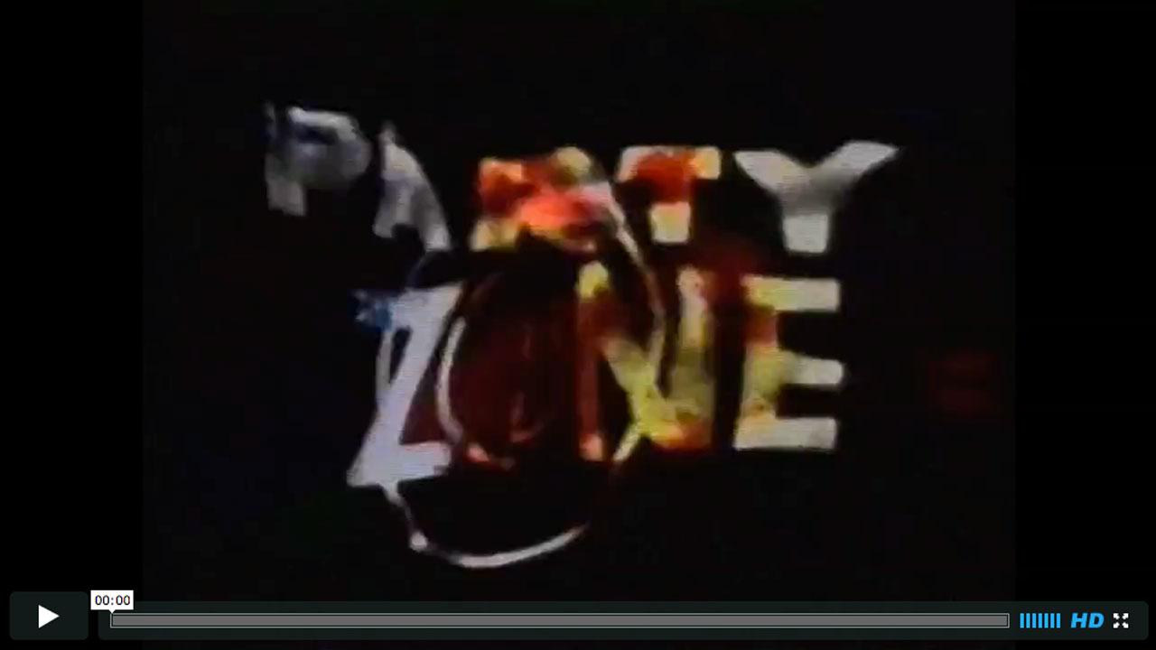 Digital Excitation on MTV Partyzone