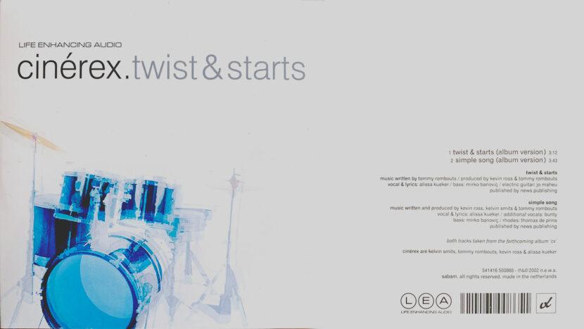 Cinérex Twist And Starts